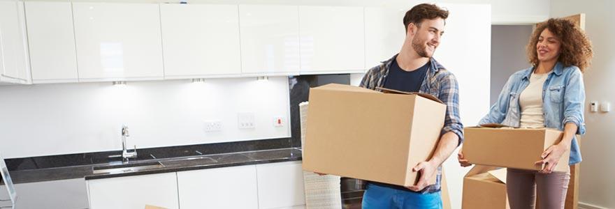 déménagement gratuitement