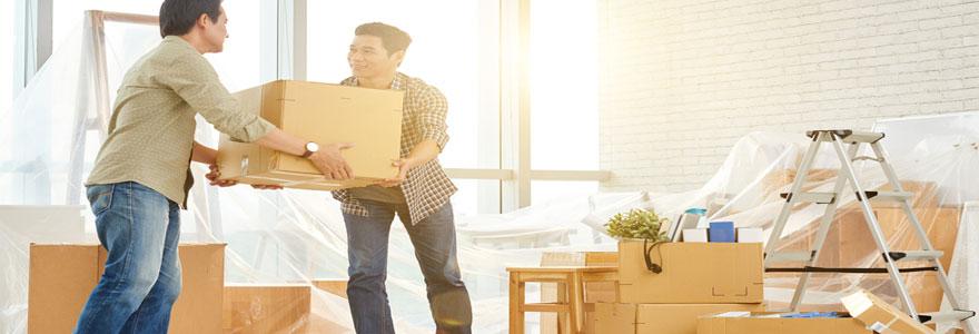 Réussir un déménagement sans l'intervention d'un professionnel