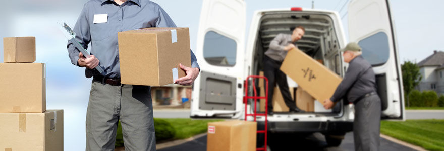 entreprises de déménagement